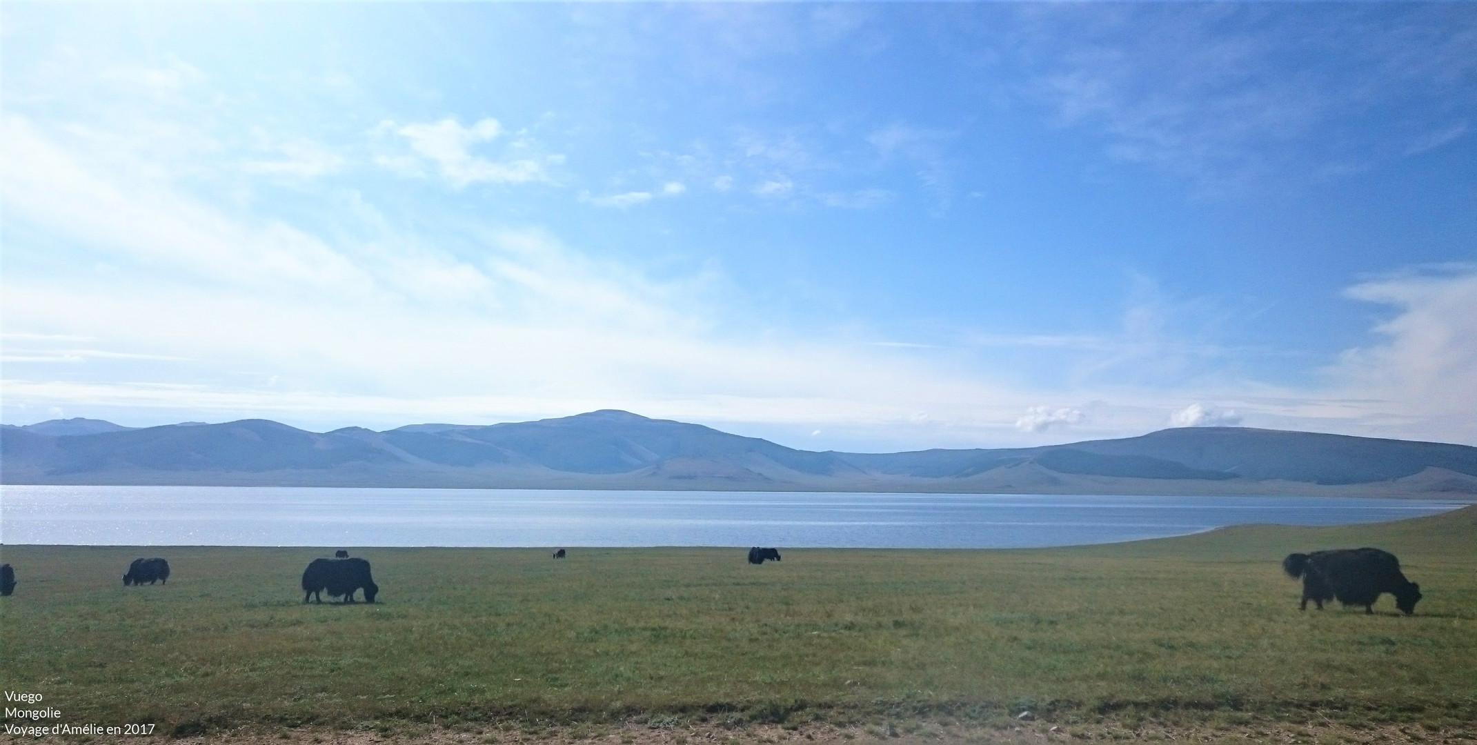 Le Nord de la Mongolie