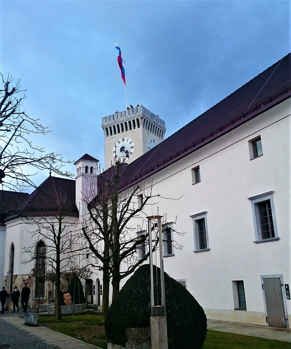 Voyage à Ljubljana, Slovénie
