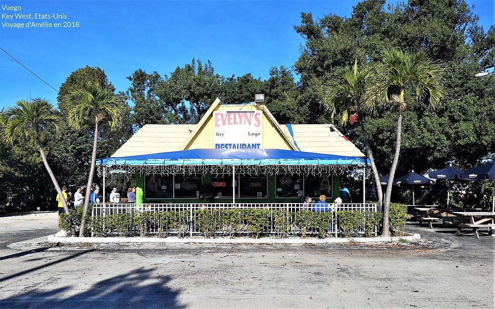 Key Largo fait partie des Keys en Floride au sud de Miami