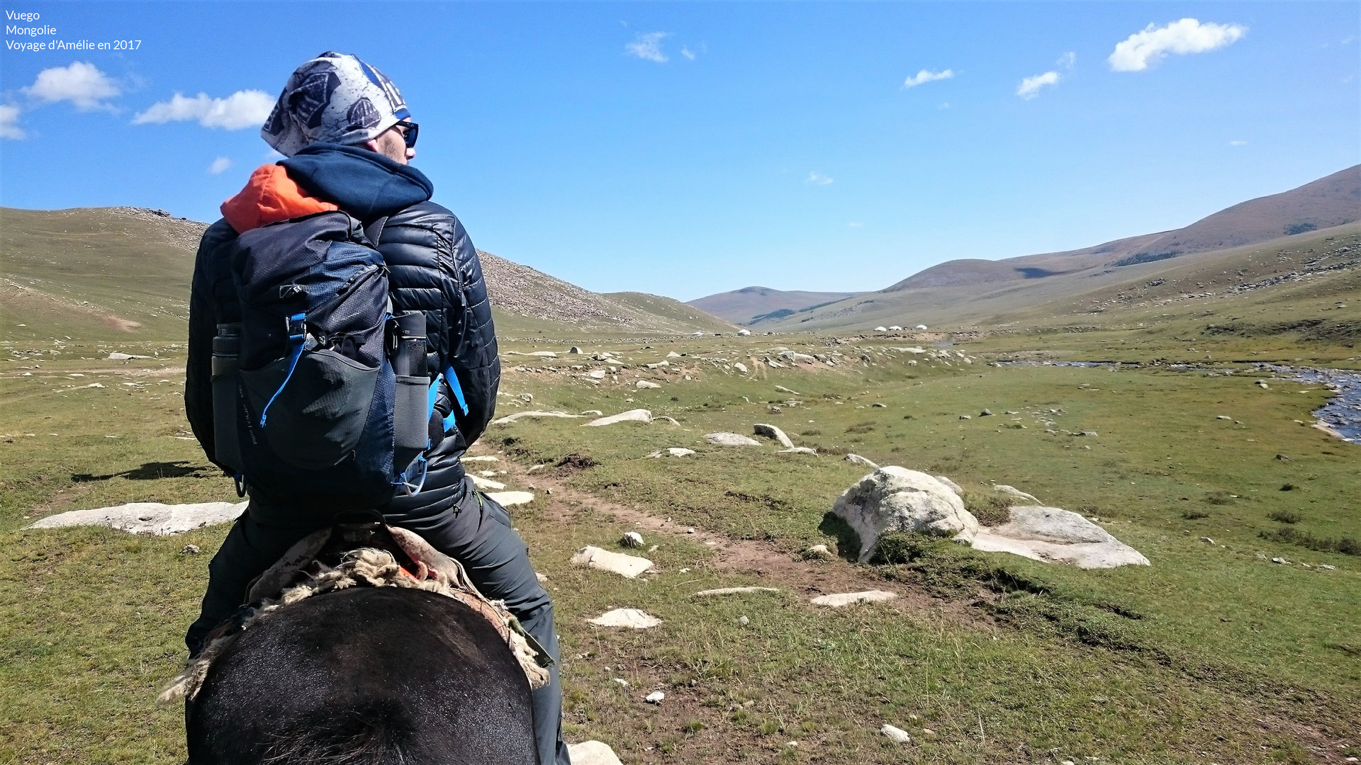 Les Steppes Mongoles
