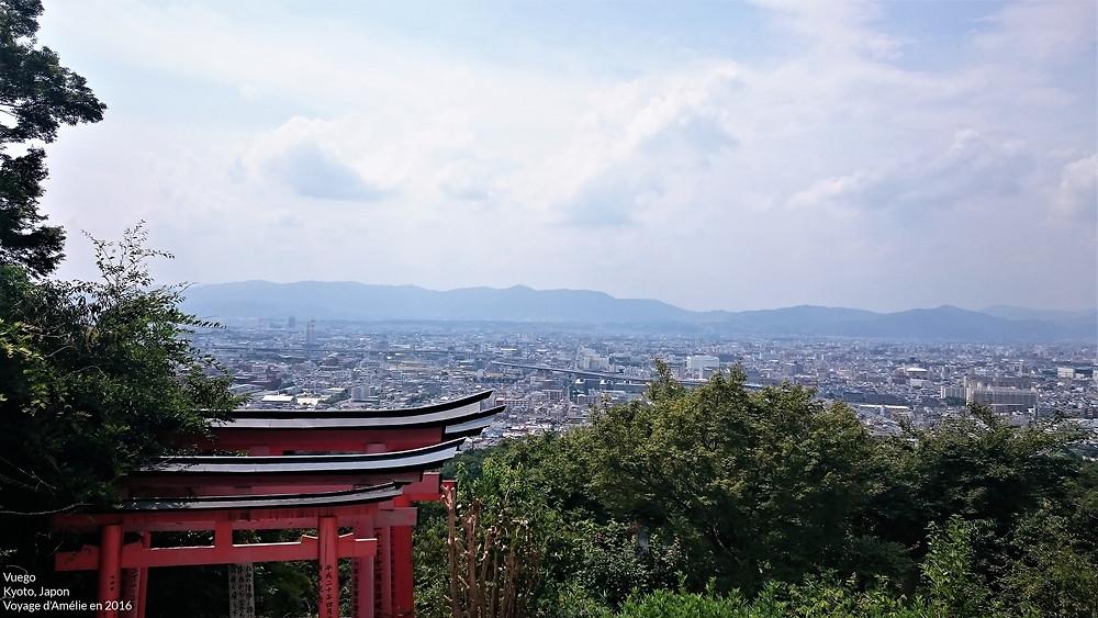 Visite des temples de Kyoto au Japon