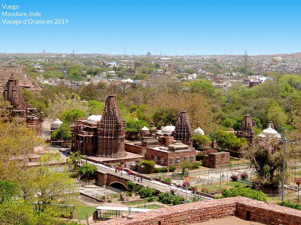 Mandore, Rajasthan, Inde