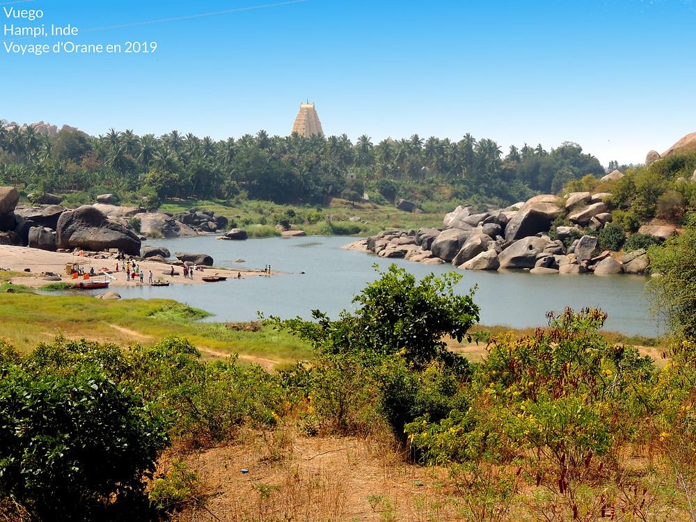 Hampi, Karnataka, Inde