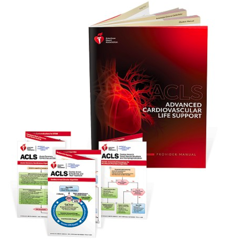 ACLS RENEWAL COURSE (Manual Excluded)
