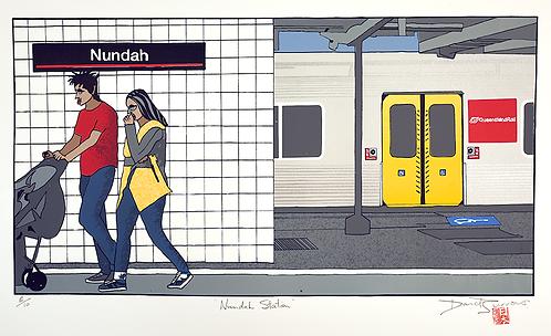 'Nundah Station'