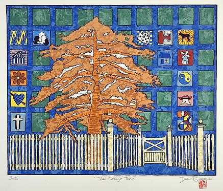 'The Orange Tree'