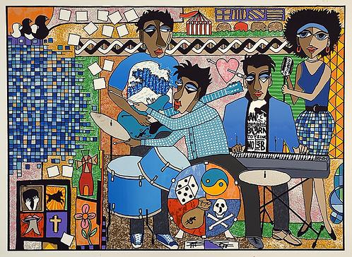 'The Four Musicians'