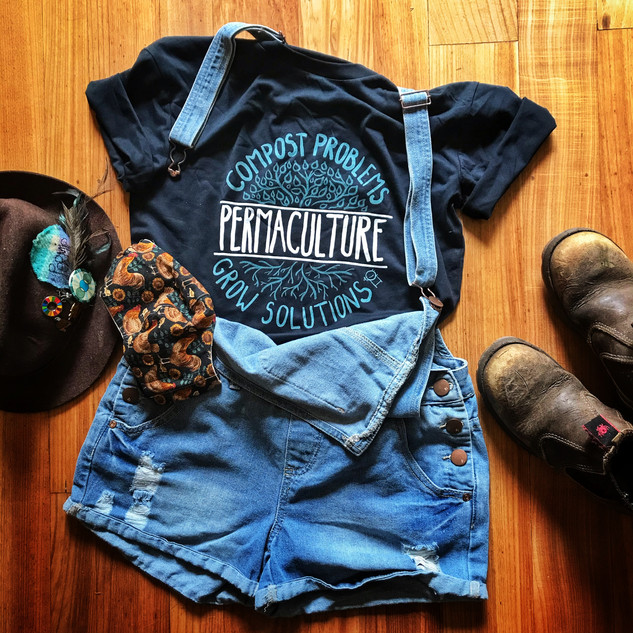 Permaculture T-Shirt - $33