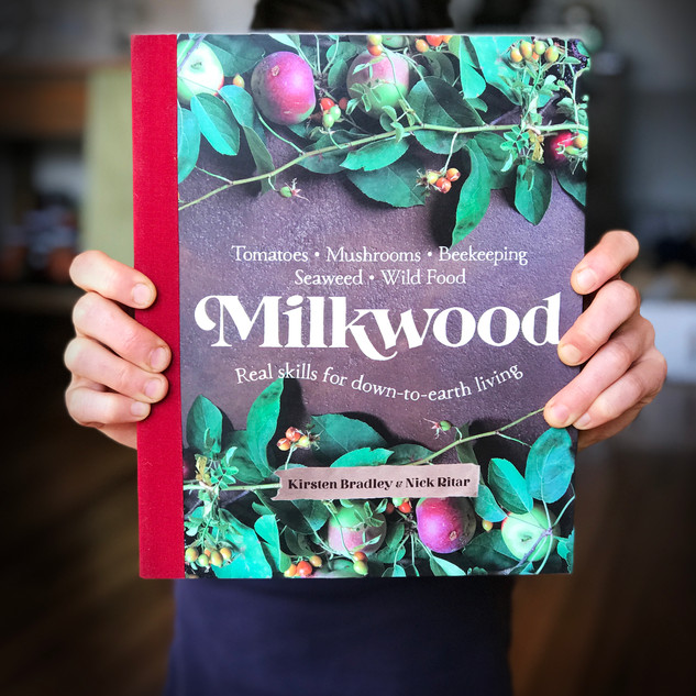 Milkwood Book - $45