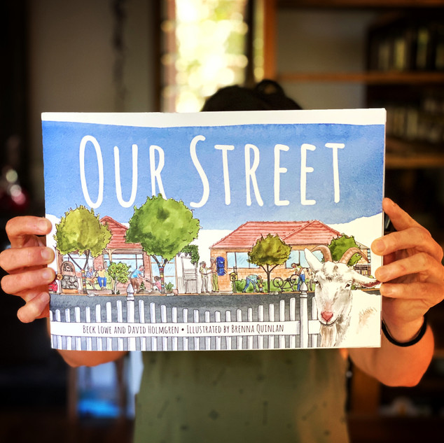 Our Street - $24