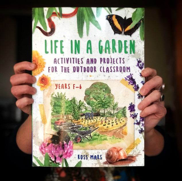 Life In A Garden - $49.95