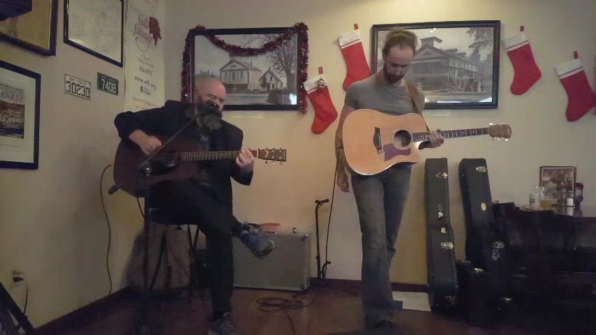 Playing a duo with one of my favorite guitarists Brad Myrick at theThe Local.  Live stream by MindMarx Productions