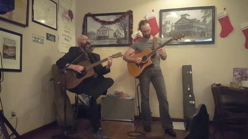 Playing with one of my favorite guitarists Brad Myrick at The Local.  Live stream by MindMarx Productions