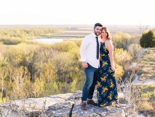 Leigh + Brandon Engagement