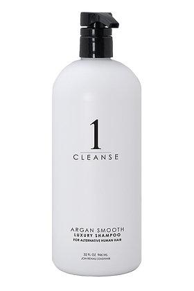 Argan Smooth Luxury Shampoo (32oz) by Jon Renau