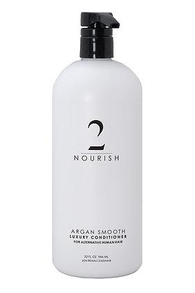 Argan Smooth Luxury Conditioner (32oz) by Jon Renau