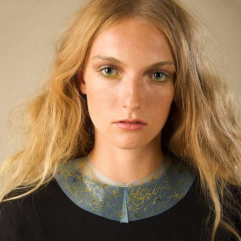 Handpainted Collar
