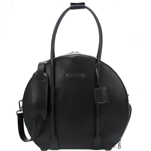 Gym-To-Office Round Bag