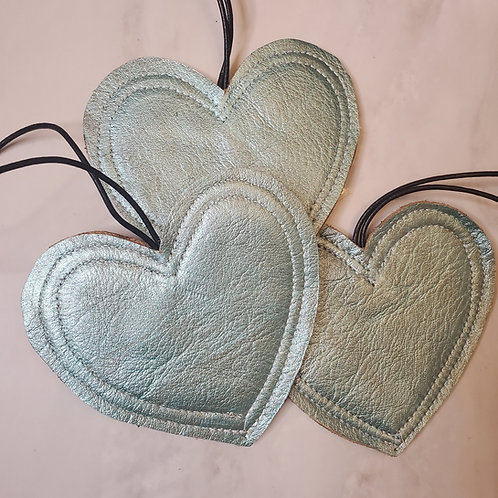 Unbreakable Heart Ornament Set of 3