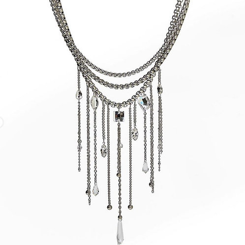 Dripping Necklace