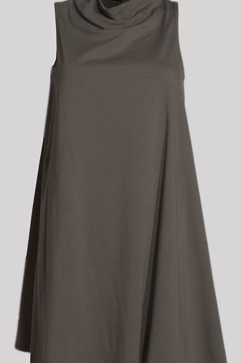 Estelle Cowell Dress - Taupe