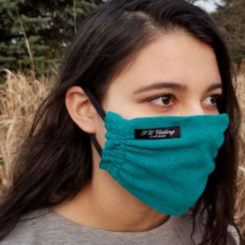 Solid Cotton Masks