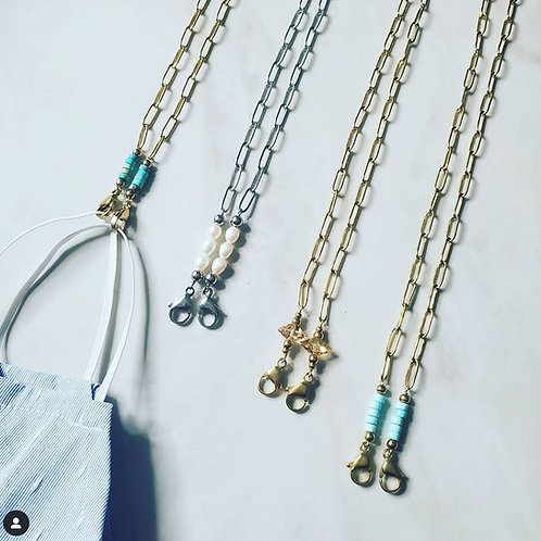 Mask Chains/Necklaces/Braclets