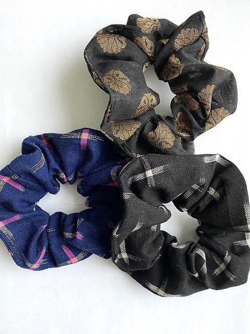 Scrunchies - Set of 3