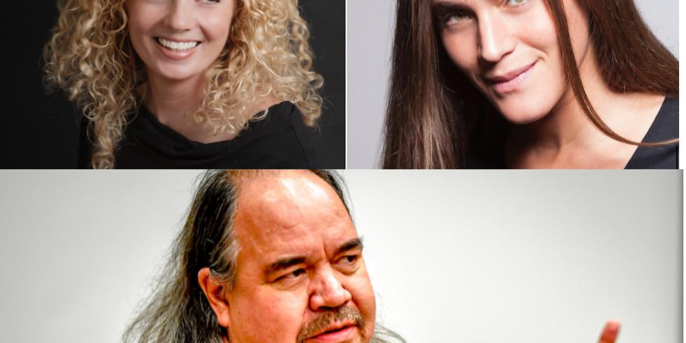 Nickole Brown, Mark Turcotte, & Jessica Jacobs