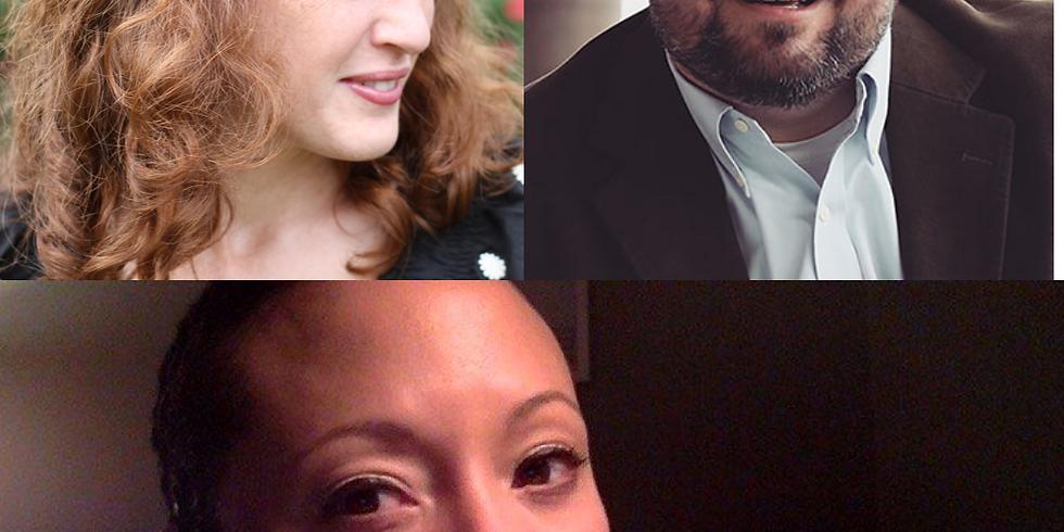 CM Burroughs, Molly Dumbleton, & Thomas Burke