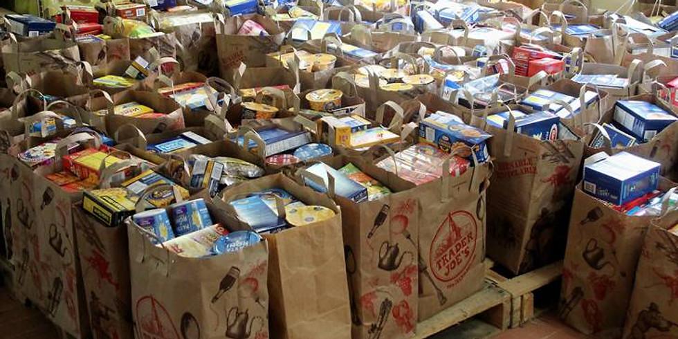 Free Grocery Distribution