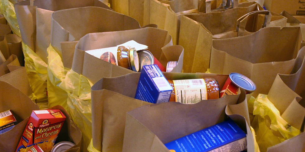 Grocery Give Away