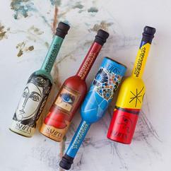 edicion-botellas-aove-artistas-de-barcel