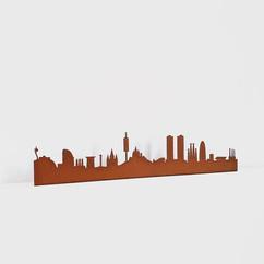 Skyline Barelona