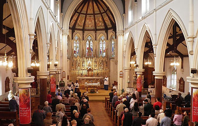 Our Lady's Sunday Mass, Lowestoft