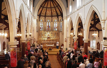 Our Lady's Sunday Mass, Lowestoft