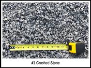 #1 Crushed Stone