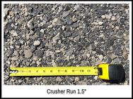 "Crusher Run 1.5"""