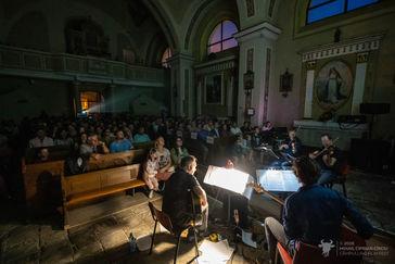 "Cine-concert ""Metropolis"" Biserica Catolică"