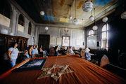 Proiecție la Sinagoga Veche
