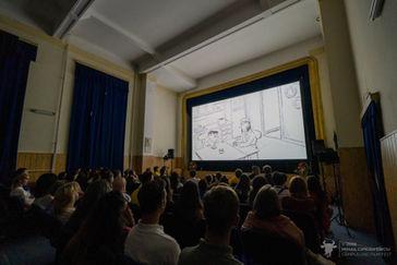 """Seara filmului de animație european - Sala """"Dragoș Vodă"""""""