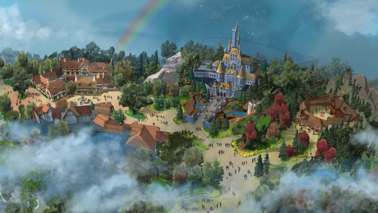 Tokyo Disneyland | Enchanted Tale of Beauty and the Beast