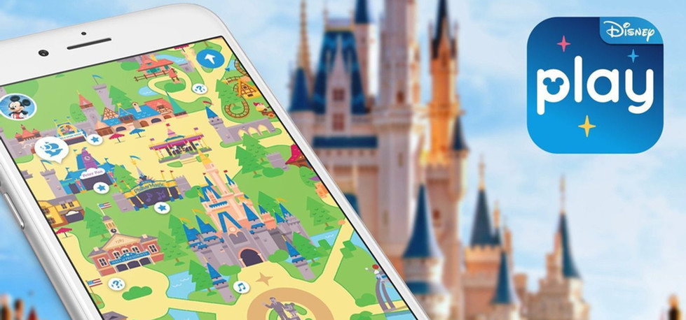 Play Disney Parks Mobile App | Disneyland & Walt Disney World