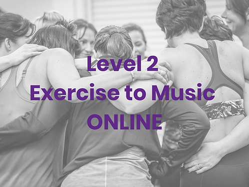 Level 2 Exercise to Music