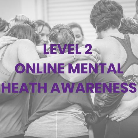 Active IQ L2 Mental Health Awareness