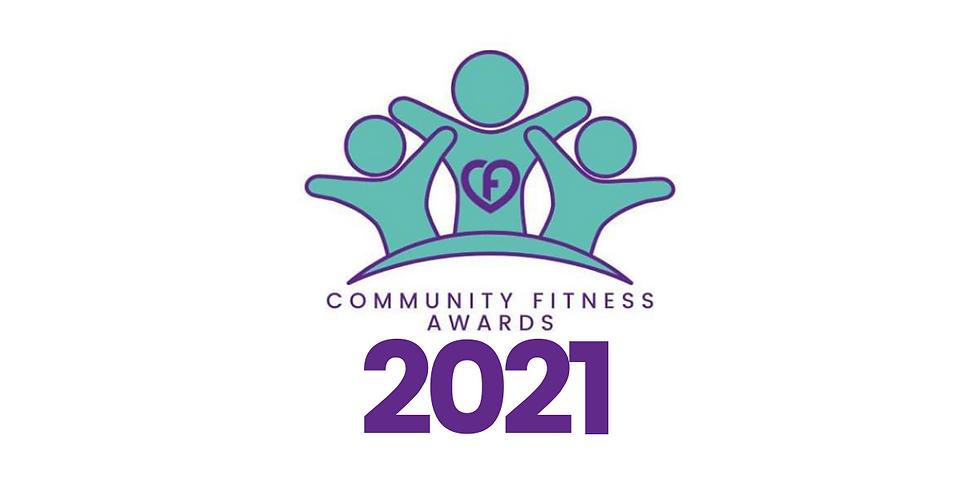 Community Fitness Awards - LIVE Ticket 2021