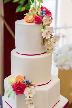 Wedding Cake by Simply Irresistible Cake