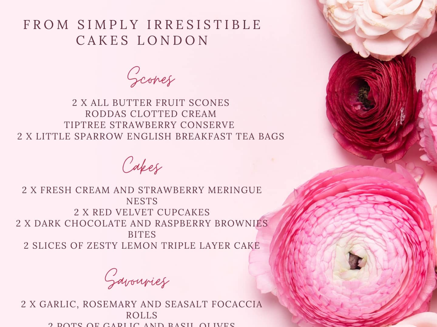 Simply Irresistble Cakes Valentines Day