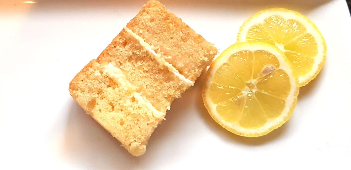 Simply Irresistible Cakes Lemon