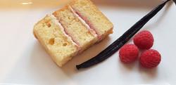 Simply Irresistible Cakes vanilla and ra